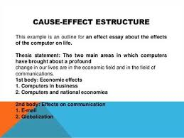 writing a cause and effect essay college homework help and  writing a cause and effect essay