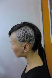 Hair Patterns Classy Patterns Shaved Into Hair Google Search 48 Hair Tattoos