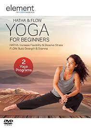 element hatha flow yoga for beginners dvd