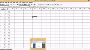 i chart i mr chart using minitab youtube