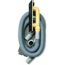 hyde dust free drywall hand sander kit with 6 foot hose