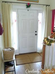 front doors front door sidelight window curtains diy side light in sizing 926 x 1234