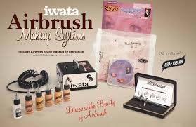 iwata airbrush cosmetics iwata airbrush makeup kit