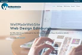 Ecommerce Web Design Edinburgh Wellmadewebsite Experts In Web Design Seo
