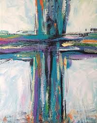 Pin by Wendi Fields Norris on Bible Camp Ideas | Cross paintings, Christian  art, Cross canvas paintings