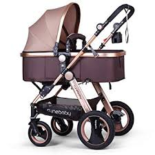 Amazon.com : Infant Baby Stroller for Newborn and Toddler - Cynebaby ...
