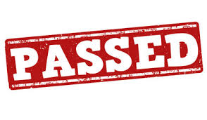Image result for passed