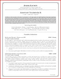 Resume Lead Teacher Preschool Sample Montessori Head Start Job