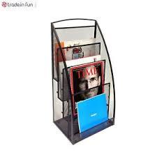 magazine rack office. Image Is Loading Magazine-Rack-Newspaper-Stand-Floor-Display-Organizer-Book- Magazine Rack Office G