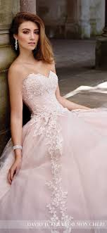 25 best ideas about Blush pink wedding dress on Pinterest Blush.