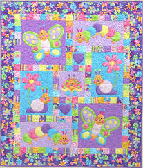 Kids Quilts - Bugsy Pattern - Quilting by the Bay in Panama City ... & Kids Quilts - Bugsy Pattern Adamdwight.com