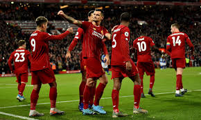 Xherdan shaqiri's second goal for the potters against everton at goodison park in december 2015, as voted for by supporters. Liverpool 5 2 Everton Five Talking Points Liverpool Fc