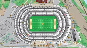 Boudd Neyland Stadium Seating Chart