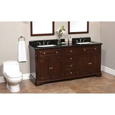 Bathroom Exciting 60 Inch Vanity Double Sink For Modern Bathroom 5 Foot Double Sink Vanity