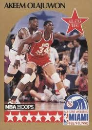 The basketball card hobby was much smaller than the baseball card hobby at the time. 1990 Hoops Basketball Card Set Vcp Price Guide