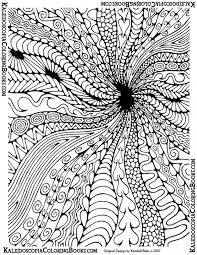 Challenging Coloring Pages For Adults Free Coloring Challenging