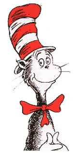 Small Picture cat in the hat coloring pages
