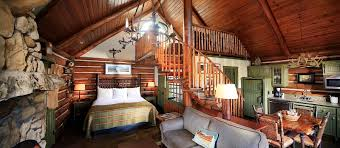 Log Cabin Bedroom Big Cedar Lodge Ozark Lodging Branson Mo