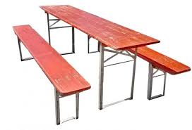 beer garden furniture. Wonderful Furniture Vintage German Beer Garden Table WBenches On Furniture E