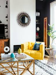 When it comes to wainscoting, or using two colors on the same wall, i would always paint the lighter colors will give the illusion of space and darker colors will make the room feel smaller. 40 Living Room Color Palettes You Ve Never Tried Hgtv