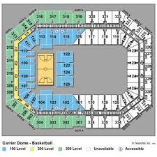 Syracuse Dome Seating Chart For Basketball Syracuse Football