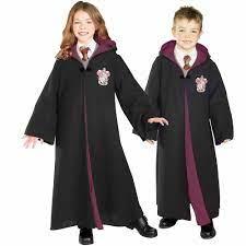 Deluxe Gryffindor Robe - Harry Potter ...