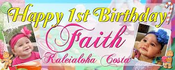 1st birthday banner 1st birthday banner barca fontanacountryinn com