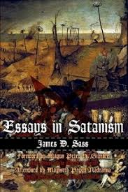 essays in satanism by james d sass