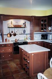 Kitchens With Terracotta Floors California Style Kitchen Cacramiques Hugo Sanchez Inc