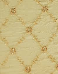mystic sheer embroidered panel with scalloped hem renaissance home fashion