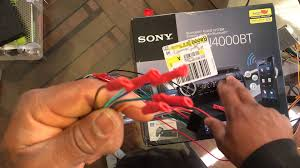 2003 gmc yukon denali aftermarket stereo install youtube  at All Wiring Harness For 2006 Gmc Yukon Denali