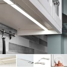 Kitchen countertop lighting Kitchen Dining Room Ikea Kitchen Integrated Lighting For Your Countertop Omlopp Plug In System Ikea Cabinet Lighting Ikea Kitchens Ikea