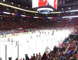 Montreal Canadiens Bell Center Seating Chart Bell Centre Section 117 Seat Views Seatgeek