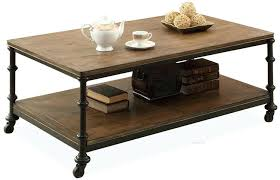 wrought iron and wood furniture. Wrought Iron And Wood Coffee Table Retro Loft Furniture Part Square .