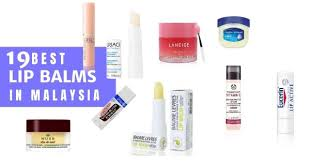 19 best lip balms in msia 2020 for