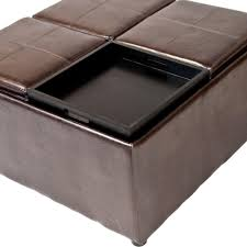 faux leather square coffee table see here position 2