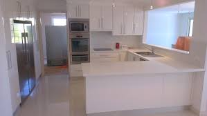 Kitchen Design  Simple Modern White Kitchen Spectacular Big - White modern kitchen