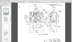 onan kw wiring diagram wiring diagram and schematic onan 6kw generator repair