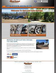 Oak Leaf Auto Salvage Competitors Revenue And Employees