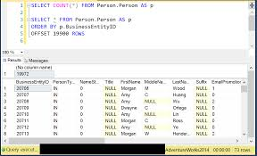 Microsoft Entityframeworkcore Design Offset And Fetch In Ms Sql And Entity Framework Core
