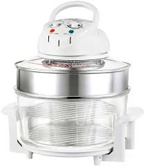 the magic chef glass bowl convection oven is a healthy and efficient alternative to cooking in an oven convection ovens can cook faster with less energy