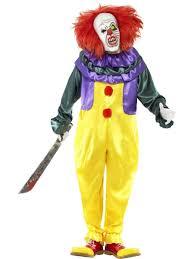 Kostým Hororový Cirkusový Klaun Ptákoviny Smíchov