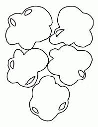 Small Picture Coloring Download Popcorn Kernel Coloring Page Popcorn Kernel
