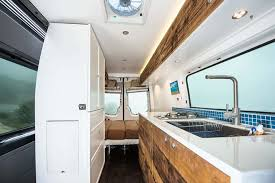 How To Do An Awesome Camper Van Conversion DIY Or Custombuild Cool Van Interior Design Interior