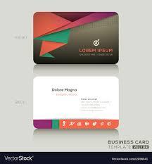 Modern Business Cards Design Template