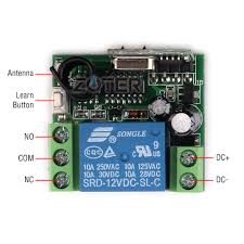 garage door remote control transmitter and receiver kit universal inside measurements 1000 x 1000