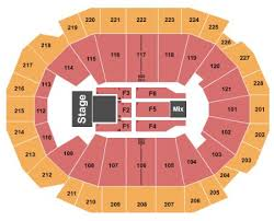 La Forum Seating Chart Concert Fiserv Forum Tickets And Fiserv Forum Seating Chart Buy