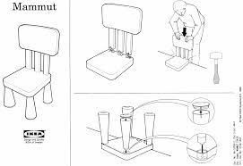 one may appreciate this with ikea manuals assembling a childs chair like the one below does not need multiple pages assembling ikea chair