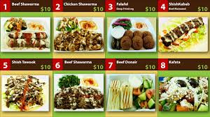 How To Design A Digital Menu Board Plug It And Play Digital Menu Boards Digital Menu Board