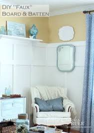 create board and batten the easy way faux just batten but with